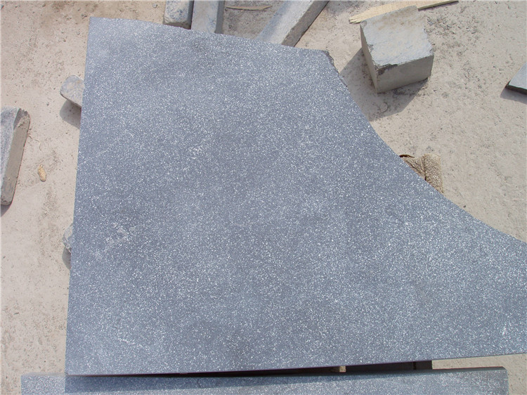 China bluestone pavers tile sandblasted brush bricks for Bluestone pricing