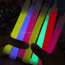 Assorted Colors 6'' 15x150mm Glow Sticks for Christmas