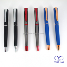 High quality square metal promotional ball pen