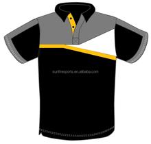 Cina personalizzato polo/sublimata polo/uniforme polo