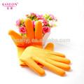 De la mano- suave hidratante tratamiento spa spa hidratante guantes gel de cera de parafina guantes de spa para secar las manos