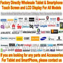 For TP075G09A TP075G09B_KEY Phone Touch Screen Digitizer Sensor LCD Display Matrix USB PCB Battery Cover Parts