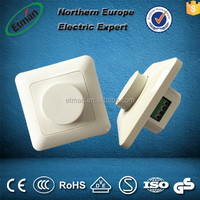 PC Material china white electronic transformer with dimmer