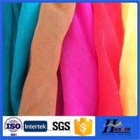 High Quality Spun Polyester Voile For Oversea Market