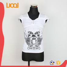 brand White t-shirt manufacturers in China