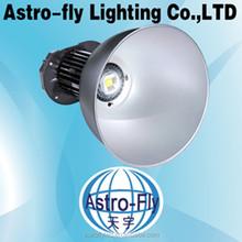 2015 good heat dissipation bridgelux cob pendant high bay 100w led warehouse light for supermarket