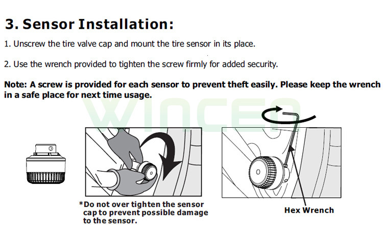 installing of external sensor (1)