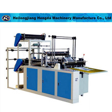 New condition professional Computer Heat-sealing & Cold-cutting Bag-making Machine (4 lines) hot sale