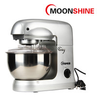 2016 newst design High power professional mutifuction kitchen small stand mixer /dough blender /food processor for pizza