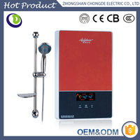 Variable Power CB, CE, CCC Small Bathroom Bath Mini Electric Water Heater