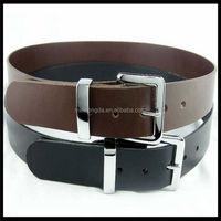 new style!decorative plain style men leather t5 timing belt