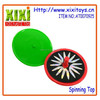 2015 Hot item cheap mini plastic spinning top