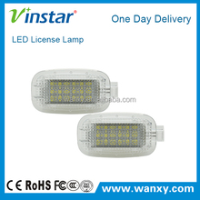 Specific 12v car interior light led courtesy lamps for benz w204