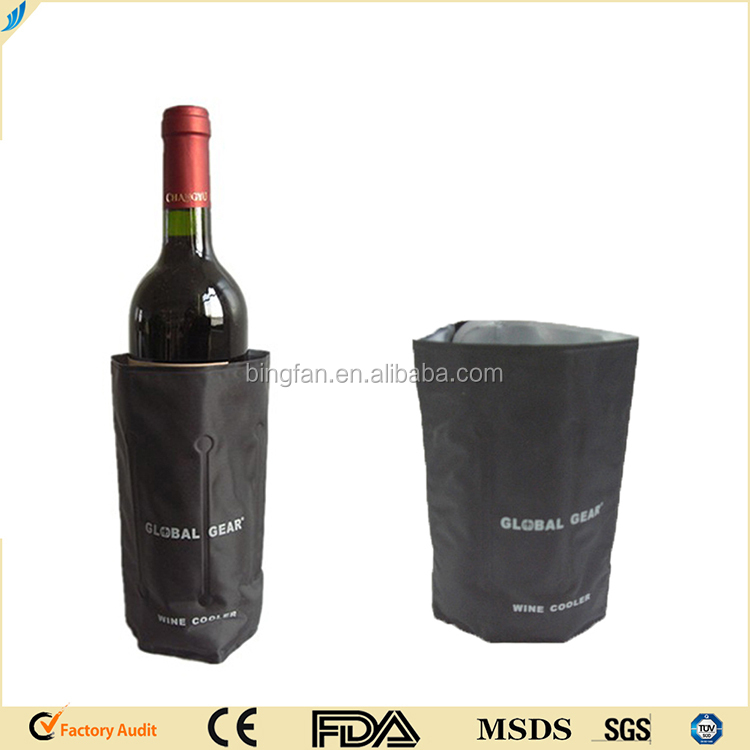 Refrigerated Wine Box Cooler Portable Wine Coolers Gift