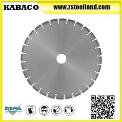 Tipped Steel Diamond Circle Saw Blade for Stainless Cutting