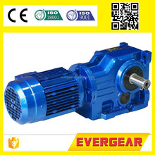 K series helical bevel gear reducer ,helical bevel gearbox,helical bevel geared motor