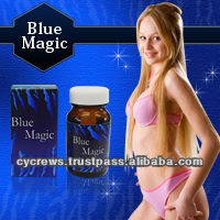 New product Blue Magic diet supplement japanese slimming pills