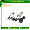 Best Quality Fast shipping xenon super vision hid conversion kit wih Q7 ballast 35W