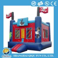 UL SGS EN14960 Inflatables Kids Jumper , inflatable Air Jumper , Inflatable Castle