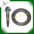 Diferencial de anillo y piñón del motor para toyota hiace 10/43 ratio