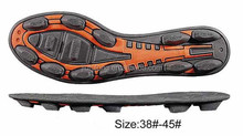Soles for Shoes Indoor Football Shoe Outole Material of Rubber Tpu Jinjiang Manufacturer