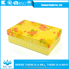 MOST POPULAR PRODUCTS SQUARE PINK PAPER PACKAGING BOX