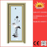 Good quality latest ventilated interior door SC-AAD073