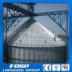 Good Products 200Ton Steel Cement Silo 300 Ton Coal Silo