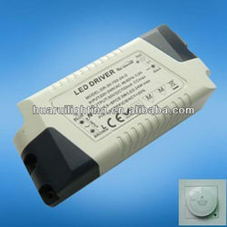24w 500ma 48v triac dimmable constant current led driver manufacturer, high quality and factory price