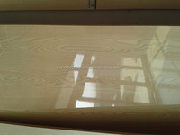17mm furniture grade E1 glue melamine laminated plywood