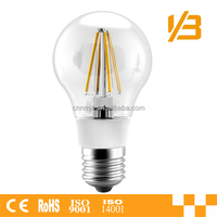 360degree dimmable India ptice 6w led filament bulb