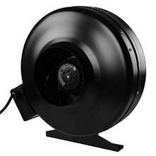 """Grow room ventilation fan 4""""/6""""/8""""/10""""/12"""" for horticulture/greenhouse/hydroponics plant grow"""