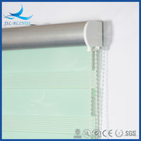 Superior quality wholesale zebra fabric for roller blind