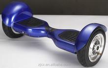 2015 China new arrival hotest powerful 10 inch two wheel big wheel electric self balancing skateboard
