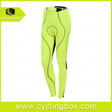 Thermal 2015 Innovation design tight women cycling/biking pants high quality with compression wear