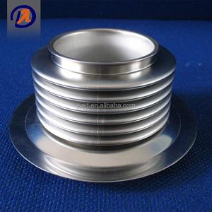 Grand Diamètre multicouche métal soufflet