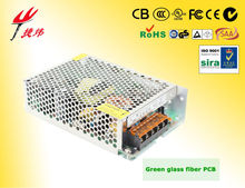 switching led 120W 12v 10 amp power supply manufacturer with EMC,LVD,RoHS Certification