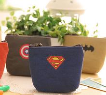 Heroes Union wallet bags