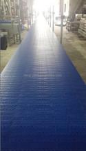Modular belt conveyor for Olive Oil, Belt conveyor transfer Oil, Food grade conveyor