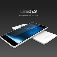 New 5.0 inch Leagoo Lead 2S QHD screen Android 4.4.2 MTK6582 Quad core 1.3Ghz 8GB 13.0MP camera unlocked Leagoo Lead 2