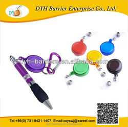 High quality Badge holder Retractable plastic reel