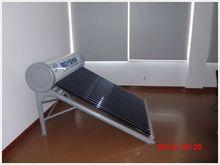 2015 Bathroom Vacuum Tube Non Pressure Solar Water Heaters