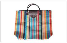 OEM foldable shopping bag/polyester cheap folding shopping bag/folding bag
