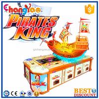 Popular Pirates King Electronic Arcade IGS Singapore Fishing Game Machine