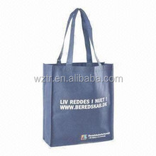 love shopping !! good quality tote shopping bag from wenzhou factory