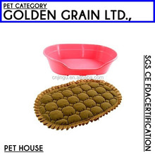 high quality Plastic dog house cage