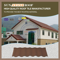 chinese economical wind resistant metal roofing manufacturer