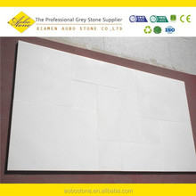 Chinese Own quarry factory directly 24x24 inche Crystal White marble tiles