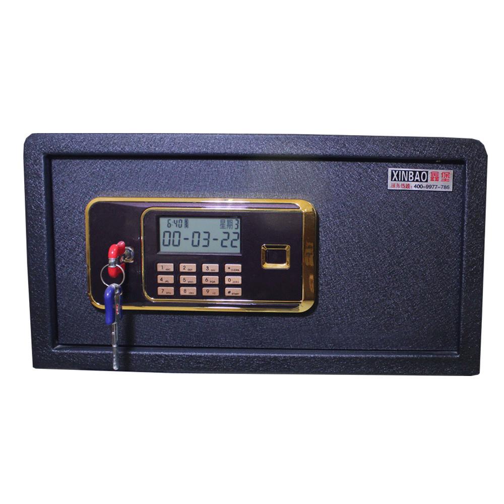 Мини-размер огнеупорный мастер код электронный портативный сейф