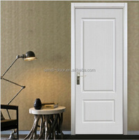 2015 new single wooden door design